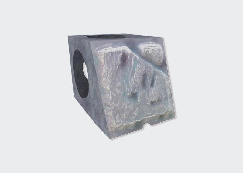 포카라 수질정화용(부댐)